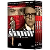 The Champions - Set One ~ MONTY BERMAN