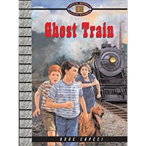 Ghost Train (Cascade Mountain Railroad Mysteries) Anne Capeci and Paul Casale