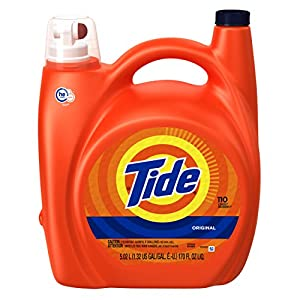 Tide High Efficiency Laundry Detergent, Original Scent