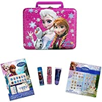 Disney Frozen Glam Kids Dress Up And Lunch Princess Anna And Elsa Theme