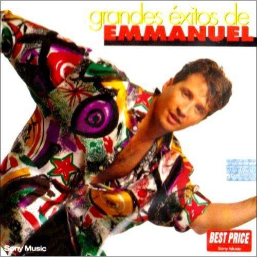 CD : EMMANUEL - Grandes Exitos