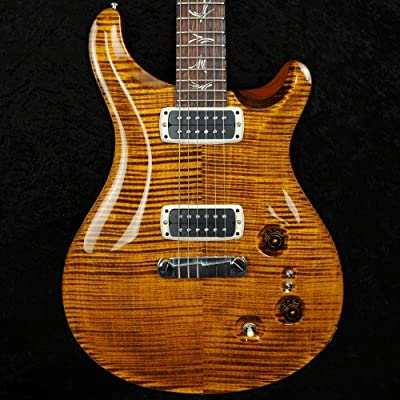 PRS Paul's Guitar - Artist Grade Top - Black Gold - #199357