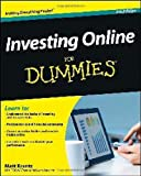 img - for Investing Online For Dummies by Krantz, Matt 8th (eighth) Edition (12/17/2012) book / textbook / text book