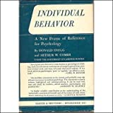 img - for Individual Behavior: A New Frame of Reference for Psychology book / textbook / text book