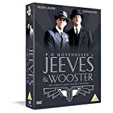 "Jeeves & Wooster - Complete Set [8 DVDs] [UK Import]von ""Laurie Hugh"""