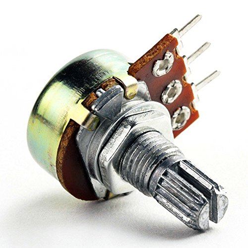 1 pc of 1K OHM Linear Taper Rotary Potentiometer B1K Pot