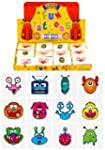 12 Mini Monster Temporary Tattoos Boy...