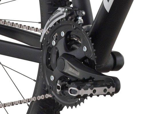 Diamondback 2013 Overdrive V 29'er Mountain Bike with 29-Inch Wheels  (Black, 20-Inch/Large)