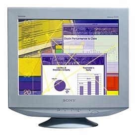 "Sony CPD-G520 21"" FD Trinitron CRT Monitor"