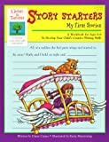 img - for Gifted and Talented Story Starters: My First Stories (Gifted & Talented Workbook) book / textbook / text book
