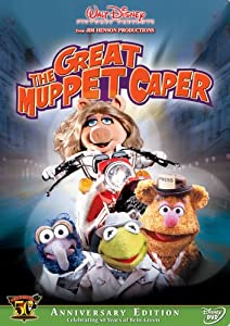 """Cover of """"The Great Muppet Caper - Kermit..."""