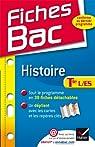 Fiches Bac : Histoire Tle L / ES