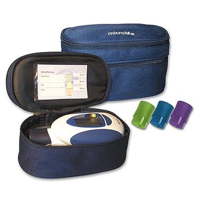 Microlife PF 100 Peak Flow Meter for Spirometry with FEV1