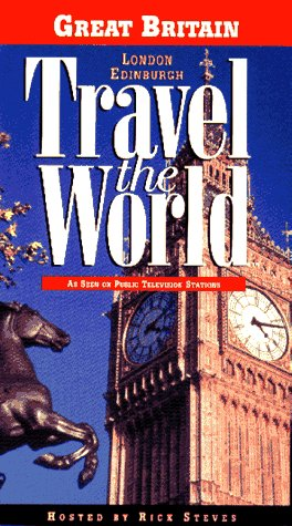 Great Britain: London, Edinburgh (Travel the World) [VHS]