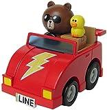 チョロQ チョロQMIX QM-06 LINE FRIENDS(ブラウン&サリー)