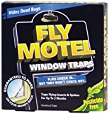 Black Flag 61008 Fly Motel Window Traps (Discontinued by Manufacturer)