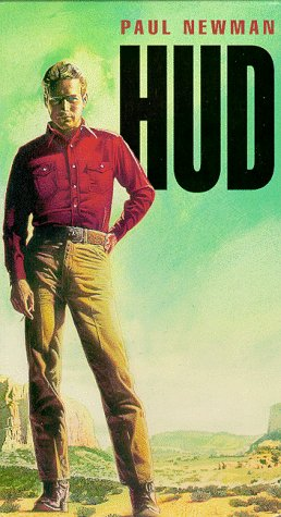 Hud [VHS]