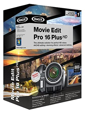 Movie Edit Pro 16 Plus [Old Version]