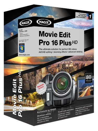 Movie Edit Pro 16 Plus