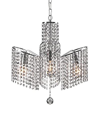 Zuo Keith Ceiling Lamp, Chrome