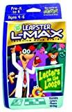 LeapFrog Leapster L-Max Game: Letters on the Loose