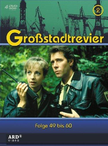 Großstadtrevier - Box 2 (Staffel 7) (4 DVDs)