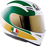 AGV T-2 Motorcycle Helmet Giacomo Agostini Replica Large AGV SPA &#8211; ITALY 0351O1A0002009