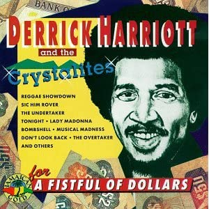 Derrick Harriott - 癮 - 时光忽快忽慢,我们边笑边哭!