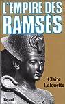 L'empire des Ramsès par Lalouette