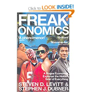 a review of freakonomics a book by steven levitt Book review freakonomics by steven d levitt and stephen j dubner - powerpoint ppt presentation.