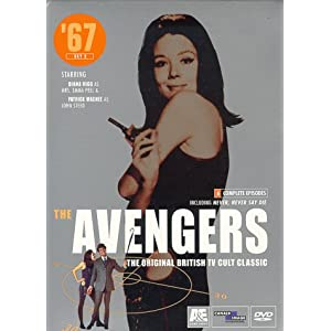 Avengers '67 - Set 2, Vols. 3 & 4 movie