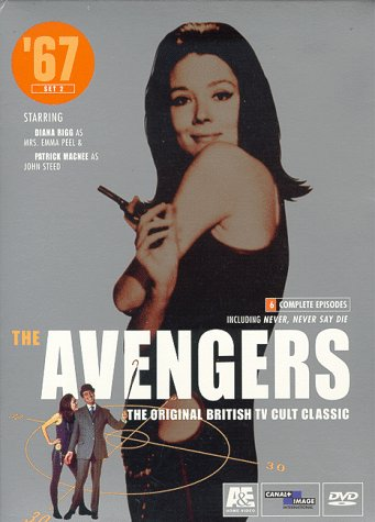 Avengers: 67 Set 2 [DVD] [1961] [Region 1] [US