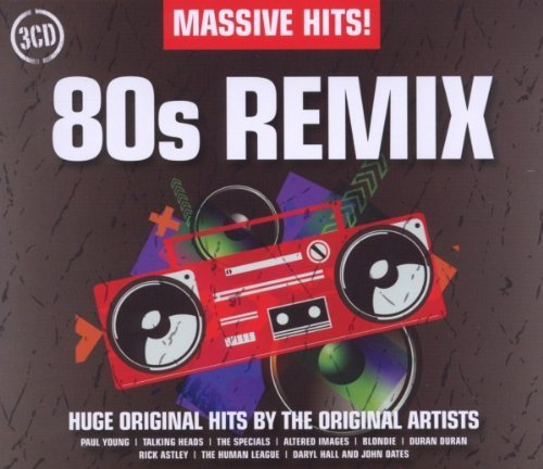 Various Artists - Massive Hits! - 80s Remix (201 - Zortam Music