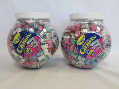 The Original Canel'S Chewing Gum: 2 Pack Of 300 Packages - Sms15