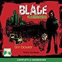 Blade: Playing Dead Audiobook by Tim Bowler Narrated by Tim Bruce