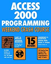 Programming Weekend Crash Course by Cary N. Prague