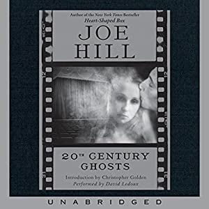 20th Century Ghosts Audiobook