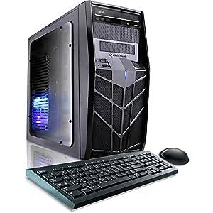 CybertronPC Trooper-X6 Gaming Desktop -AMD A4-6300 3.70GHz, 8GB DDR3, AMD Radeon HD 8370D, Microsoft Windows 8.1