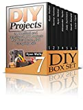 img - for DIY Box Set: More than 100 Incredibly Useful DIY Projects + Great Gift Ideas (DIY Projects Box Set, Diy Gifts Books, Homemade Shampoo) book / textbook / text book