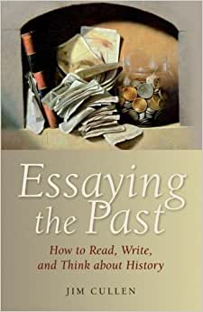 essaying the past how to read write and think about history