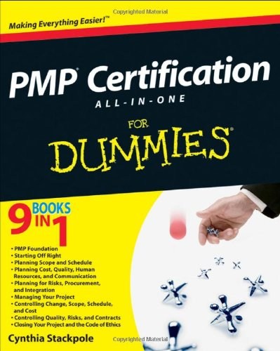 PMP Certification All-in-One Desk Reference For Dummies
