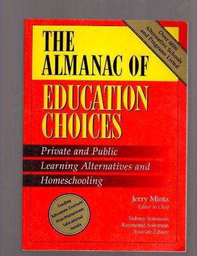 The Almanac of Education Choices PDF