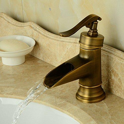 hiendurer-monomando-lavabo-con-alargadera-con-acabado-bronce-frotado-en-aceite