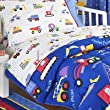 Under Construction Toddler 3 Piece Sheet Set by Olive Kids