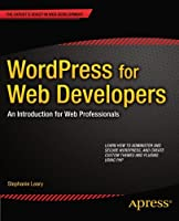 WordPress for Web Developers, 2nd Edition Front Cover