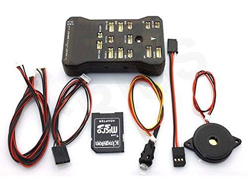 Hobbypower Crius Pixhawk V2.4.5 Px4 Autopilot 32Bit Uav Flight Controller For Rc Multirotor