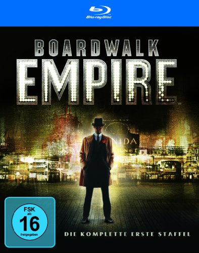 Boardwalk Empire Season 1 (Limitierte Erstauflage mit Fotobuch) [Blu-ray] [Limited Edition]