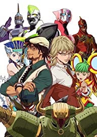 【Amazon.co.jp限定】劇場版 TIGER & BUNNY -The Beginning- スチールブック付(完全数量限定生産) [SteelBook] [Blu-ray]