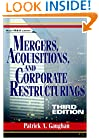 Mergers, Acquisitions, and Corporate Restructurings (Wiley Mergers and Acquisitions Library)