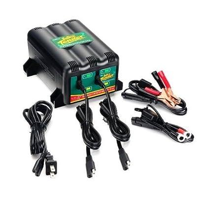 Deltran Battery Tender Plus 12V 2 Bank Battery Charger System 2-Bank 021-0165